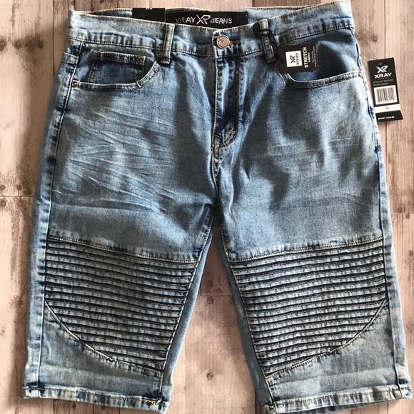 0d9f44a3c8 Shorts | Mens Xray Jeans Moto | Poshmark